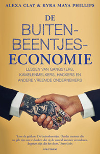 Omslag_De_buitenbeentjeseconomie boekrecensie CreativeMV